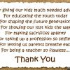 Appreciation Messages for Teachers - Appreciation Quotes, Sayings