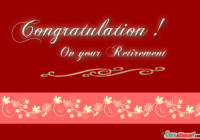 Congratulations for Retirement Wishes Messages Greetings Images, Pictures Photos