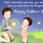 Fathers Day 2017 Whatsapp Status and Facebook Status Update, Wish SMS