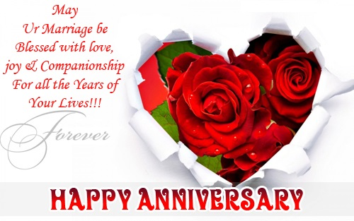 Happy Anniversary Messages Wedding Wishes