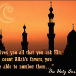 Ramadan Positive Quotes – Quran Sayings about Ramadan, Islamic Wishes