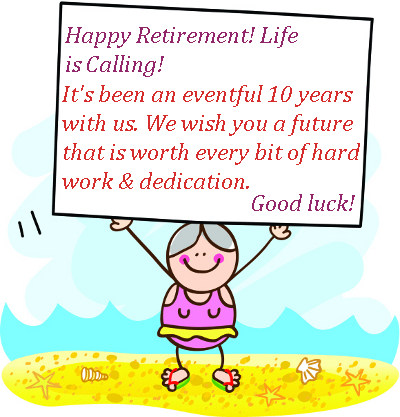 Retirement Wishes Quotes Images, Wallpapers, Photos - Best ...