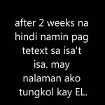 Tagalog Sad Love Quotes, Tagalog Heartbroken Thoughts, Message, Saying
