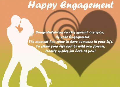Congratulations on your engagement Wishes Messages for ...