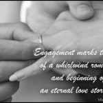 Engagement Wishes Text Messages – Engagement Quotes for newly couples