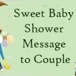 Baby Shower Best Wishes Messages – Happy Baby Shower Quotes Pictures
