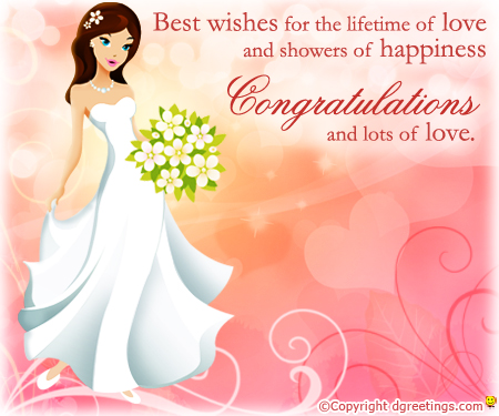 Happy Bridal Shower Wishes Messages Quotes Thoughts