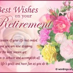 Happy Retirement Wishes for Friends – Text for Retirement Cards Images