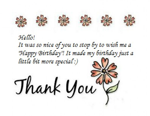 May God bless you Thank you Birthday Wishes Wallpapers Photos – Thanks for the Birthday Greeting