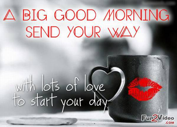 Romantic Good Morning Love SMS, Quotes Wallpapers, Pictures Download