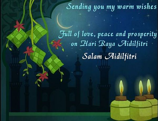 Salam Aidilfitri Greetings Messages, Pictures Quotes Wishes Thoughts Sayings Images, Wallpapers