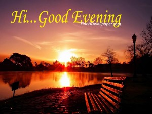 Best good evening wishes messages for friends good evening greetings beautiful 3d good evening wishes hd wallpapers download m4hsunfo