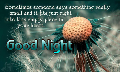 Good Night Messages for Her Images Wallpapers