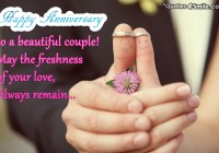 Happy Wedding Anniversary Messages to Couples Images Wallpapers Photos Pictures Download
