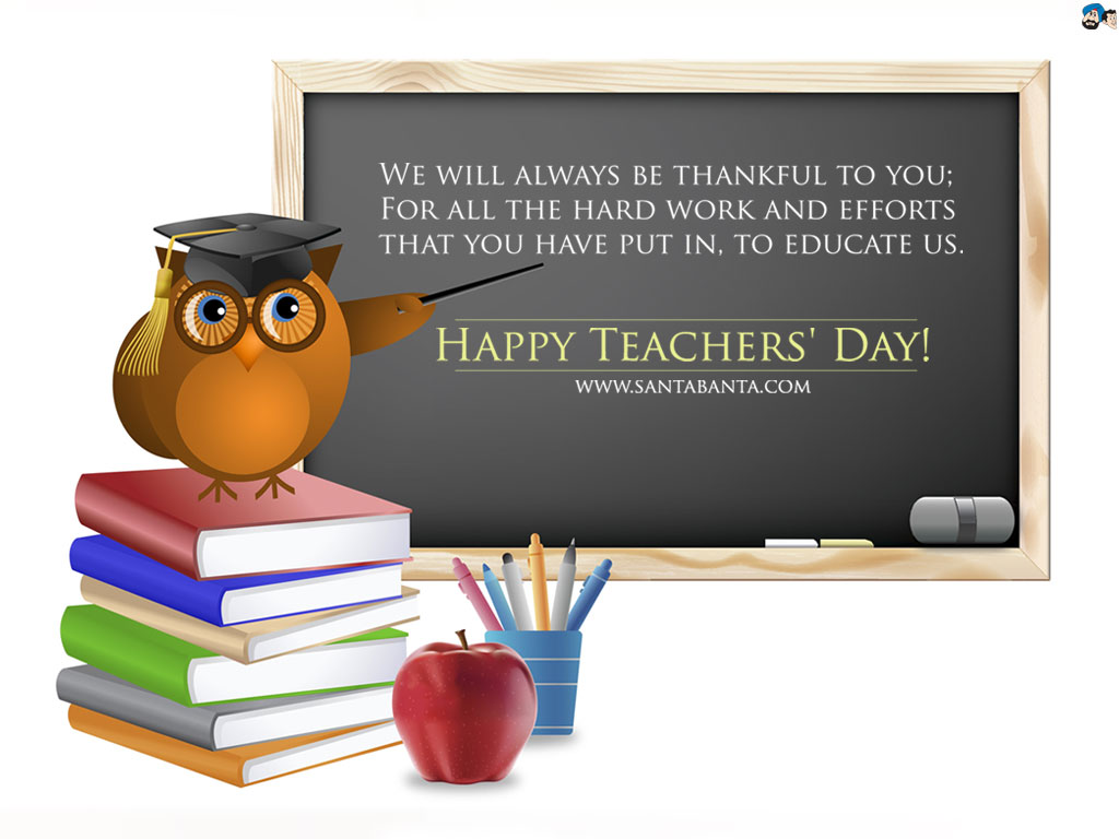 Happy Teachers Day 2018 Pictures