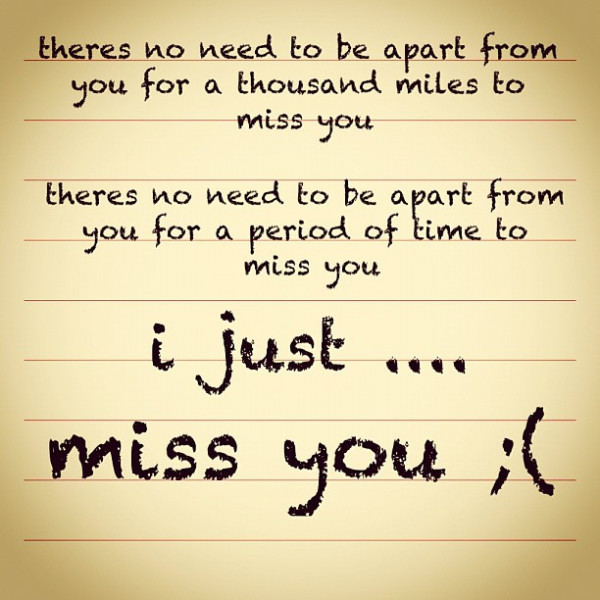 I Miss You Quotes Images Wallpapers