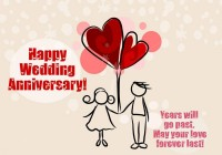 Special Wedding Anniversary Wishes to Couples Images Wallpapers