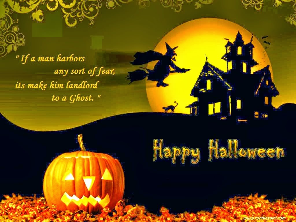 Happy Halloween 2015 Greetings Wallpapers