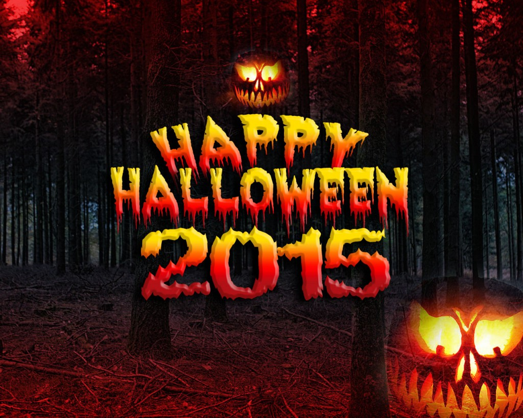 Happy Halloween 2016 HD Wallpaper