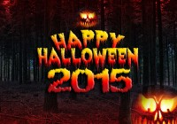 Happy Halloween 2015 HD Wallpaper