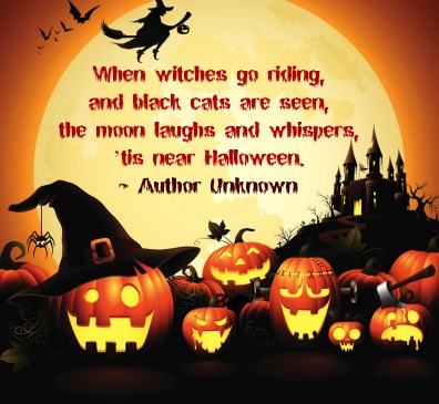 Happy Halloween Quotes Wallpapers