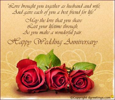 Happy Wedding Anniversary Images