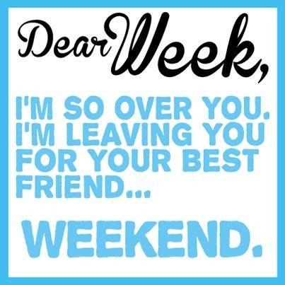Happy Weekend Greetings Images