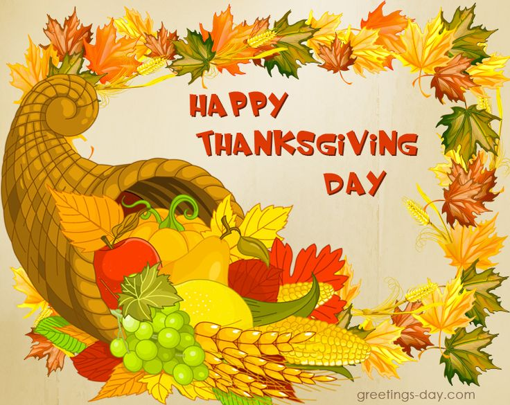 Happy Thanksgiving Day Greetings Messages Images Wallpapers