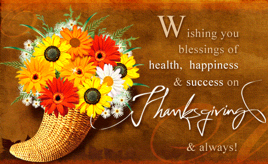 Thanksgiving Day Messages for Husband/Wife