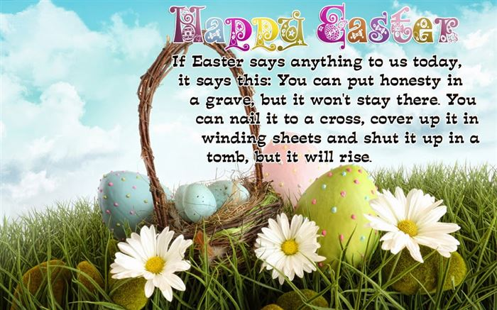 Easter 2018 Sayings Pictures, Images, Wallpapers Download