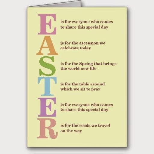 Easter Full Form - Full Name of Easter, Meaning of Easter Poems