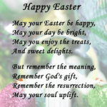 Easter Poems: Short Easter Day Poems for Kids