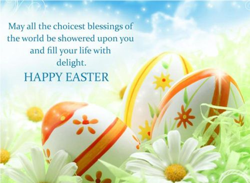 Happy Easter 2018 Wishes, Messages Pictures