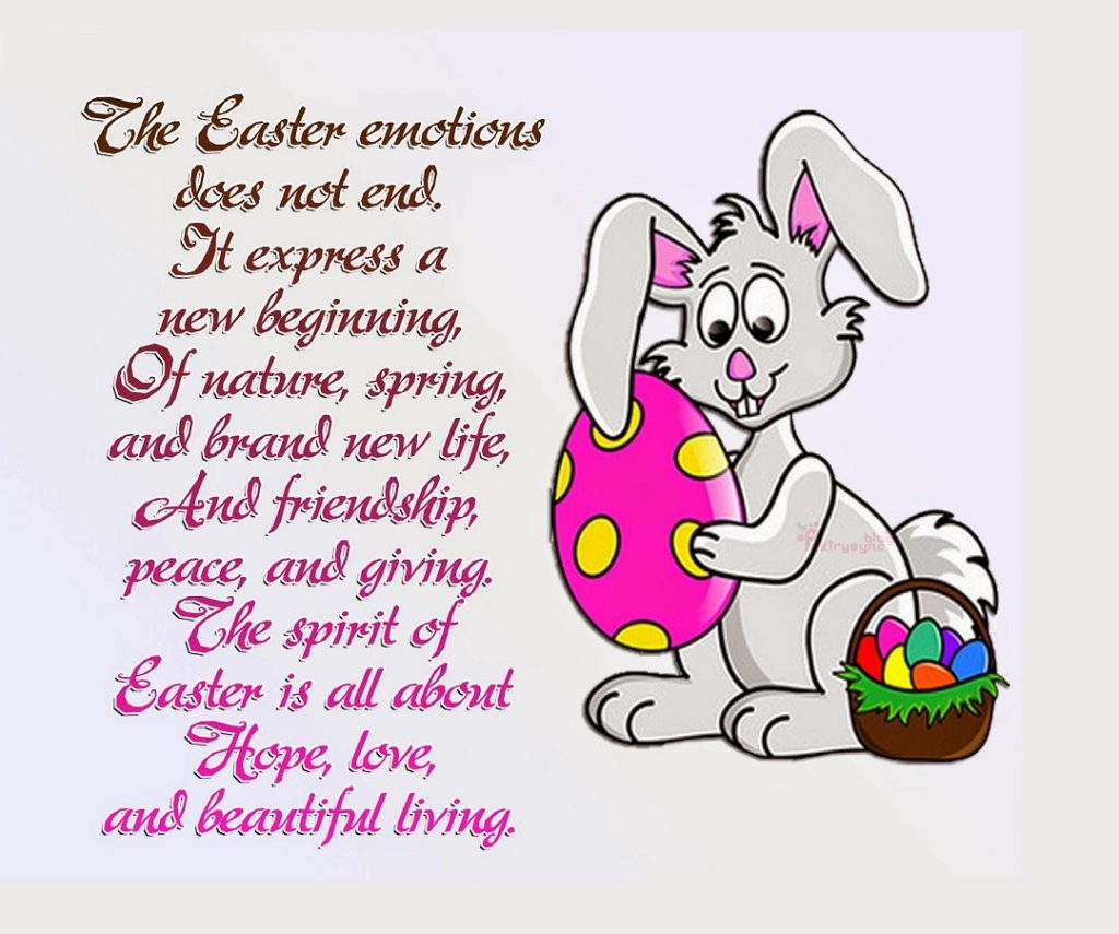 Happy EasterPoems for Everyone, Kids, Adults, family, friends and relatives