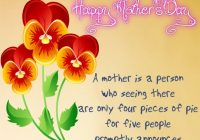 Happy Mother's Day Wishes for Everyone