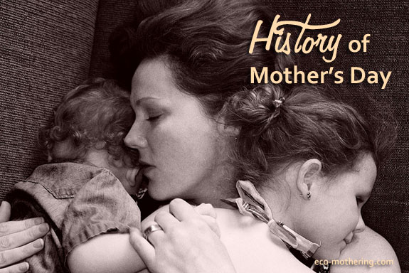 History and Origins of Mothers day