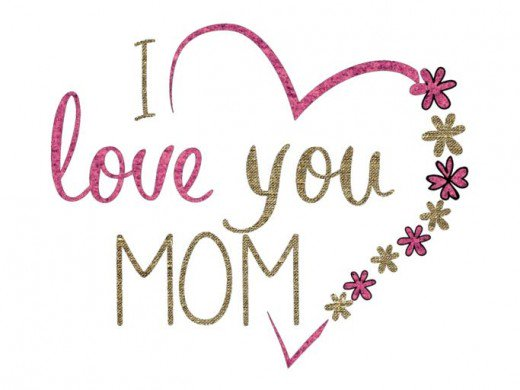 Love you Mom Happy Mothers Day Wallpapers